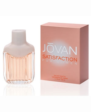 Satisfaction for Women Jovan for women