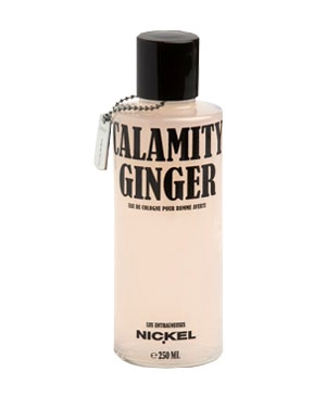 Calamity Ginger di Nickel da uomo