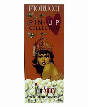 Pin Up I M Spicy Fiorucci pour femme
