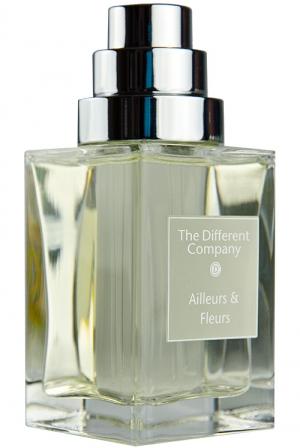 Un Parfum d'Ailleurs et Fleurs The Different Company dla kobiet