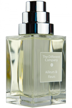 Un Parfum d'Ailleurs et Fleurs The Different Company для мужчин и женщин