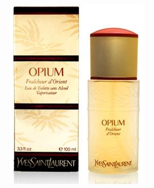 Opium Fraicheur d'Orient Yves Saint Laurent для женщин