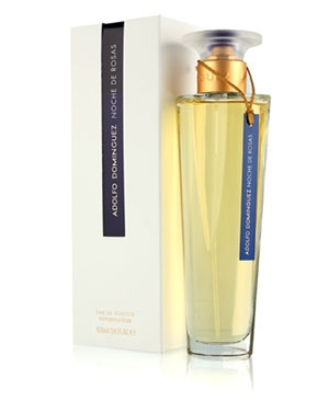 noche de rosas adolfo dominguez perfume a fragrance for