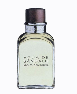 Agua de Sandalo Adolfo Dominguez for men