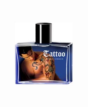 Tattoo Michel Germain de barbati