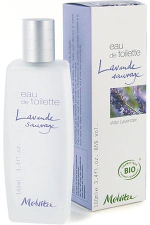 Wild Lavender Melvita pour homme et femme