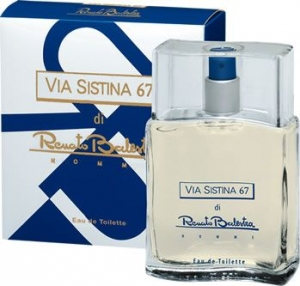Via Sistina 67 Homme Renato Balestra for men