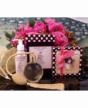 Gardenia Exotique La Bouquetiere pour femme