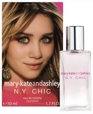 N.Y. Chic Mary-Kate and Ashley Olsen de dama
