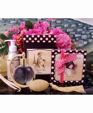 Violette de Paris La Bouquetiere de dama