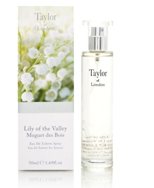 White Lily of the Valley Taylor of London для женщин