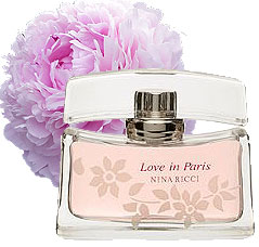 Love in Paris Fleur de Pivoine Nina Ricci for women