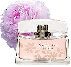 Love in Paris Fleur de Pivoine Nina Ricci pour femme