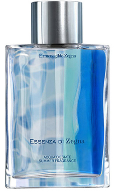 Acqua D'Estate Essenza Ermenegildo Zegna Masculino