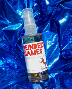 Reindeer Games Smell Bent unisex