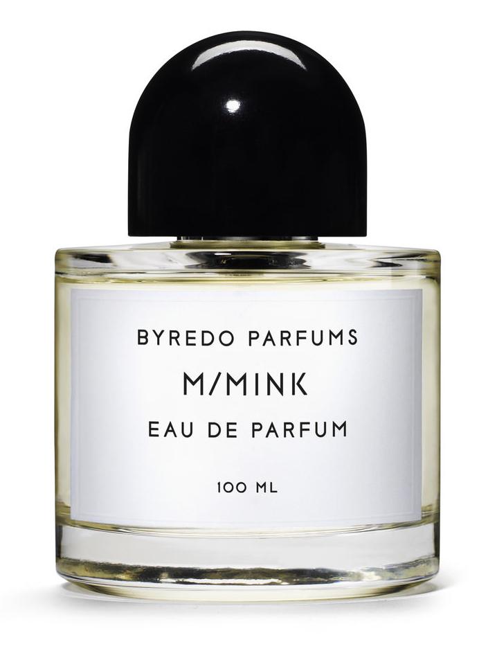 M/Mink Byredo للرجال و النساء