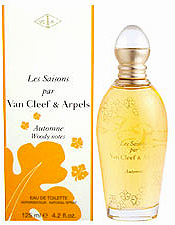 Les Saisons Automne Van Cleef & Arpels para Mujeres