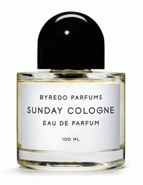 Sunday Cologne Byredo unisex