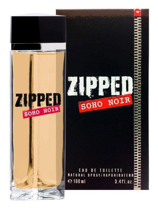 Zipped Soho Noir Perfumer`s Workshop für Männer