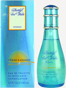 Cool Water Ocean Radiance Davidoff للنساء
