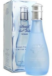 Cool Water Frozen Davidoff Feminino