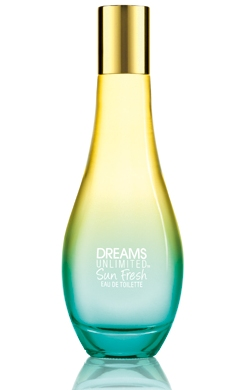 Dreams Unlimited™ Sun Fresh The Body Shop для женщин