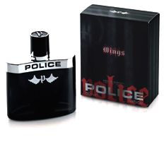 Wings Pour Homme Police для мужчин