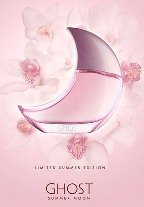 Ghost Summer Moon Ghost para Mujeres
