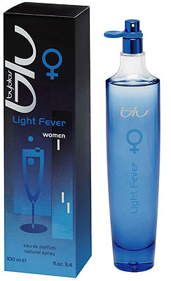 Blu Light Fever Byblos de dama
