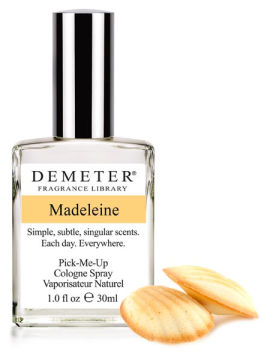 Madeleine Demeter Fragrance de dama