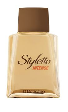 Styletto Intense O Boticario for men