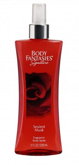 Body Fantasies Signature Sexiest Musk Parfums de Coeur für Frauen