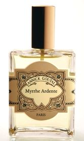 Myrrhe Ardente Annick Goutal pour homme et femme