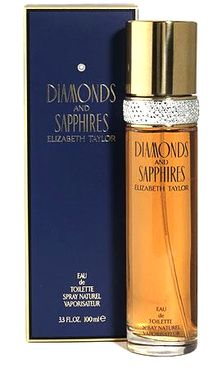 Diamonds and Sapphires Elizabeth Taylor für Frauen