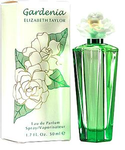 gardenia elizabeth taylor perfume a fragrance for women 2003. Black Bedroom Furniture Sets. Home Design Ideas