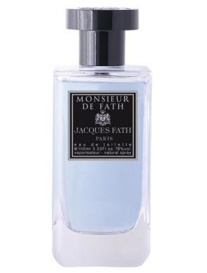 Туалетная вода Monsieur de Fath Jacques Fath для мужчин