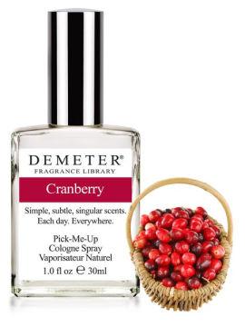 Cranberry Demeter Fragrance unisex