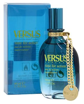 Versus Time for Action Versace for women and men