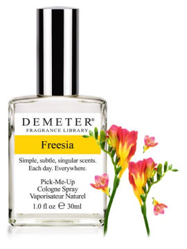Freesia Demeter Fragrance de dama