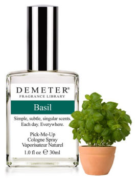 Basil Demeter Fragrance para Hombres y Mujeres