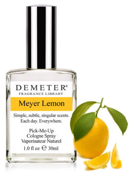 Meyer Lemon Demeter Fragrance unisex