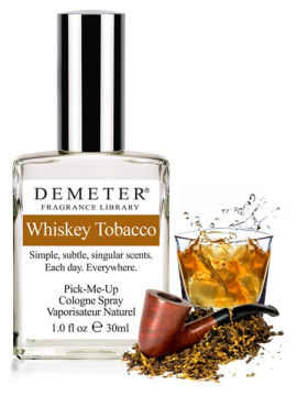 Whiskey Tobacco Demeter Fragrance unisex