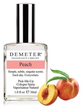 Peach Demeter Fragrance dla kobiet i mężczyzn