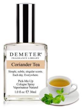 Coriander Tea Demeter Fragrance dla kobiet i mężczyzn