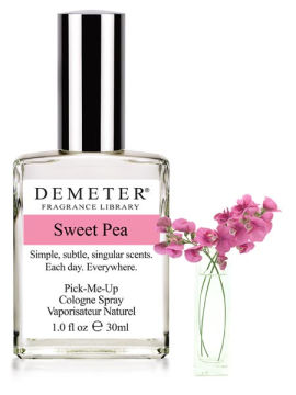 Sweet Pea Demeter Fragrance de dama