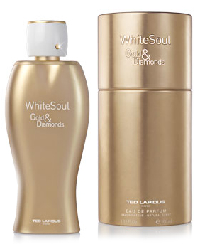 White Soul Gold & Diamonds Ted Lapidus для женщин