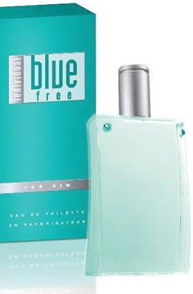 Individual Blue Free Avon für Männer