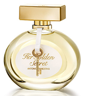Her Golden Secret Antonio Banderas für Frauen