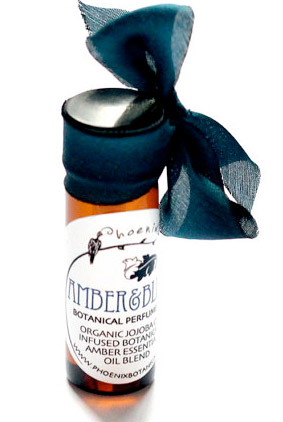 Amber & Blues Phoenix Botanicals for women and men