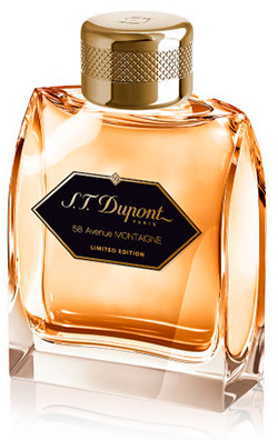 58 Avenue Montaigne Pour Homme Limited Edition S.T. Dupont для мужчин